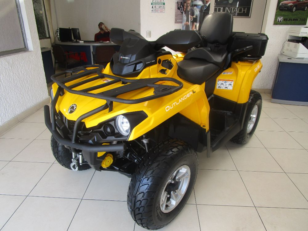 Can Am Bombardier 2016