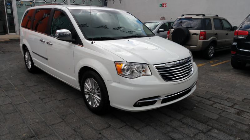 2016 200 M Chrysler Limited >> Seminuevos Motormexa Country Chrysler Town & Country 2016