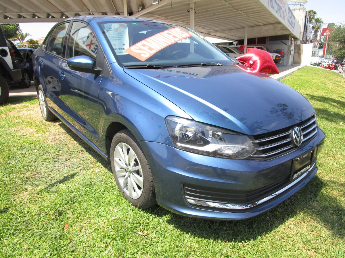 Volkswagen Vento 2018