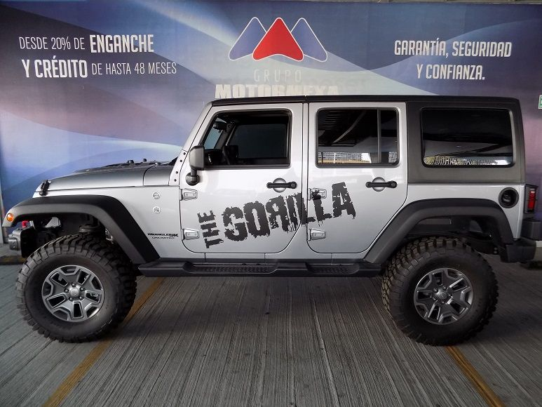 Jeep Willys 2018
