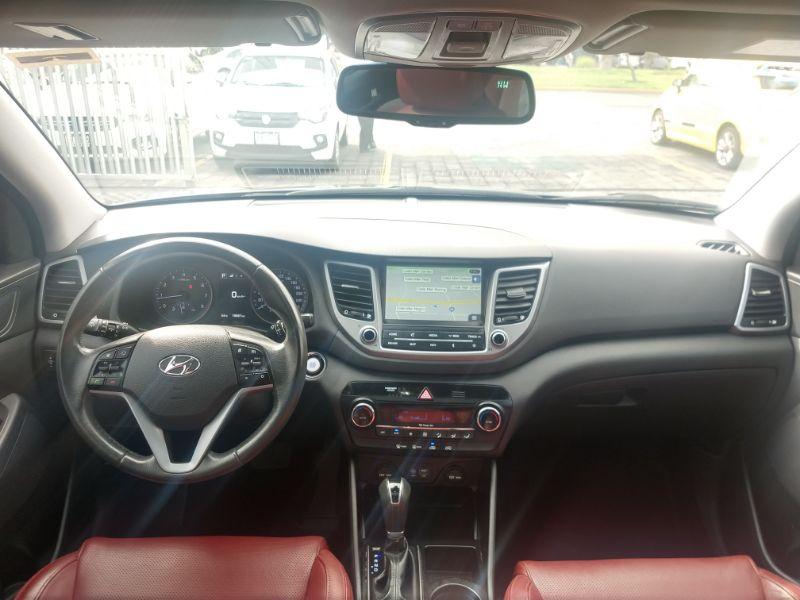 Hyundai Tiburon 2017