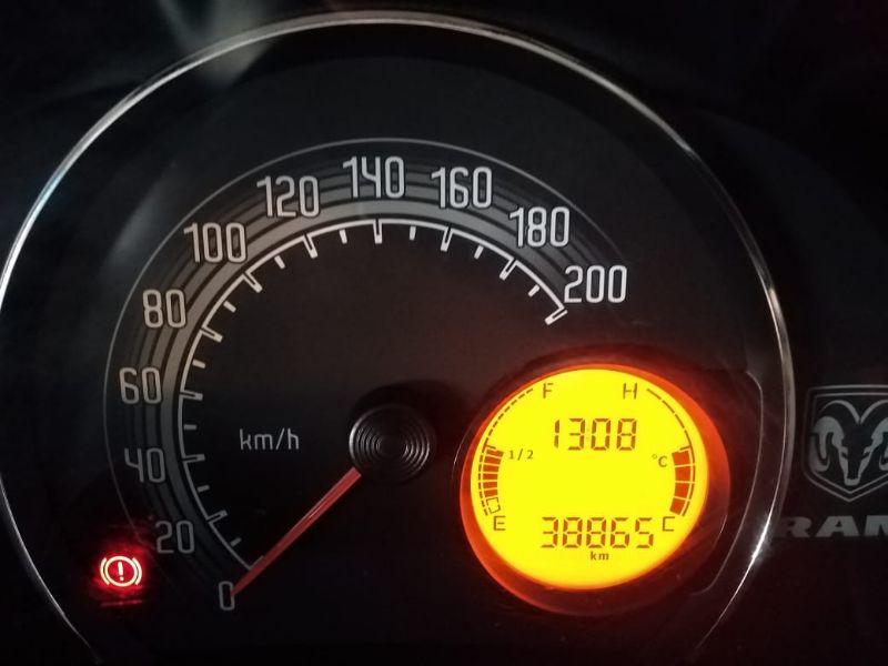 Dodge Ram 2018