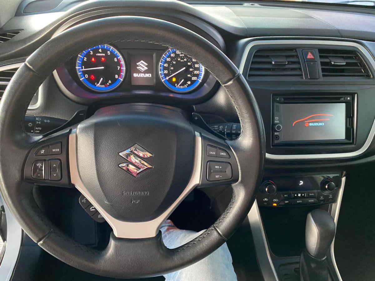Suzuki S-Cross 2014